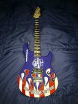 Brand New Original Pabst Blue Ribbon Beer Peavey Rockmaster Guitar in Okinawa, Japan
