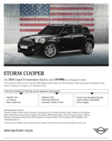 2019 Mini Countryman S ALL4 - Special Offer in Aviano, IT