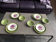 Dish set service for 4 in Houston, Texas