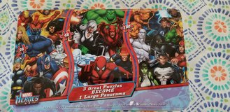 Marvel Jigsaw Puzzles in Chicago, Illinois