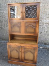 SOLID OAK CABINET in Lakenheath, UK
