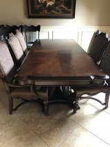 Dining table and 6 chairs in The Woodlands, Texas