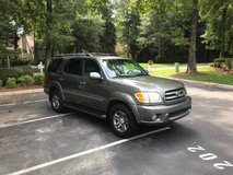 2004 Toyota Sequoia Limited in Wilmington, North Carolina
