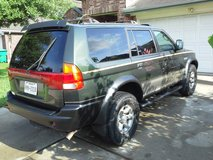 Simple, Safe. 1998 Montero Sport SUV in Spring, Texas