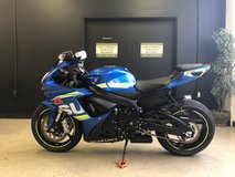 2017 SUZUKI GSX-R750L7 (ABS) SPORTBIKE UNLEADED GAS in Fort Campbell, Kentucky