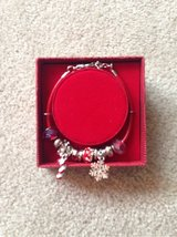 Holiday charm bracelet - New in box in Bolingbrook, Illinois