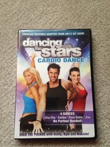 Dancing with the Stars Cardio Dance workout DVD in Lockport, Illinois