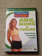Abs, Buns, & Thighs workout DVD in Lockport, Illinois