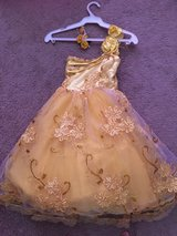 Yellow Pageant Gown in Warner Robins, Georgia