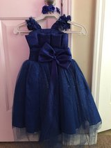 Blue Pageant Gown in Warner Robins, Georgia