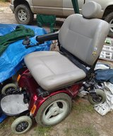 ELECTRIC WHEEL CHAIR JAZZY 1420 in Fort Polk, Louisiana