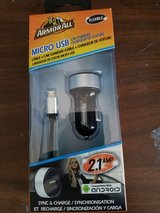 Android Car cellphone charger in Beaufort, South Carolina