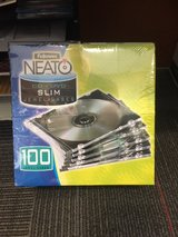 Fellowes/Neato CD/DVD Slim Jewel Cases in Naperville, Illinois