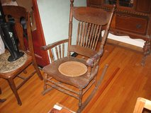 1920s Ladies Rocking Chair in Fort Campbell, Kentucky