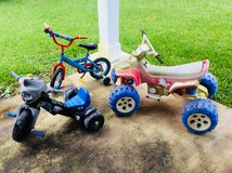 Kids outdoor toy bundle in Perry, Georgia