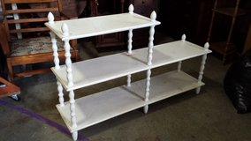 Plant stand shelf Annie sloan painted in Olympia, Washington