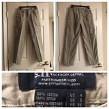 Womens Khaki 5-11 Tactical Pant Size 4 in Bolling AFB, DC