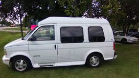 Custom GMC Safari Chariot conversion VAN----120k miles in Lake Charles, Louisiana