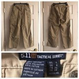 Womens Khaki 5-11 Tactical Pant, Size 4 in Bolling AFB, DC