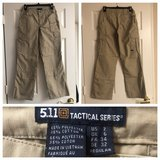 Womens Khaki 5-11 Tactical Pant Size 2 in Bolling AFB, DC