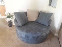 Couch and revolving love seat in Travis AFB, California