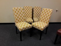 Dining Chairs $160 for 4. in Travis AFB, California
