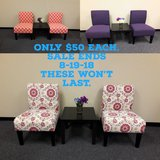 New Accent Chairs in Travis AFB, California
