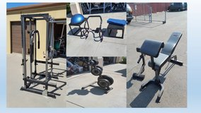 gym weights equipment in Camp Pendleton, California