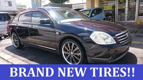 2005 NISSAN TEANA **BRAND NEW TIRES!!** WITH NEW JCI AND 1 YR WARRANTY!! in Okinawa, Japan