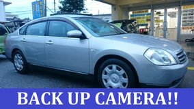 2005 NISSAN TEANA **BACK UP CAMERA!!** WITH NEW JCI AND 1 YR WARRANTY!! in Okinawa, Japan