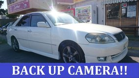 2004 TOYOTA MARK II IR-S KOUKI MODEL **BACK UP CAMERA!! WITH NEW JCI AND 1 YR WARRANTY!! in Okinawa, Japan