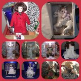 Misc collectors dolls in Lawton, Oklahoma