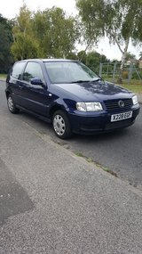Vw polo auto 52000 miles full mot no advisorys. in Lakenheath, UK