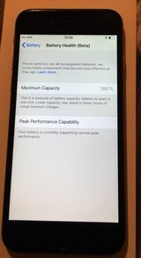 *New Battery* IPhone 6 128GB in Spangdahlem, Germany