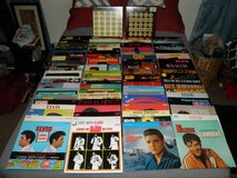 ELVIS PRESLEY ALBUM/LP COLLECTION 76+ ALBUMS in Warner Robins, Georgia