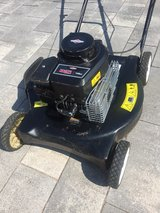 Gas-Powered Lawn Mower in Ramstein, Germany