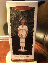 Hallmark keepsake ornament Native American Barbie dolls of the world in Fort Knox, Kentucky