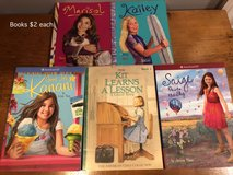 American Girl Doll books in Naperville, Illinois