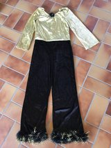 Costume Halloween Gold and Black Outfit in Ramstein, Germany