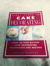 cake decorating book in Lakenheath, UK