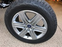 Factory Ford F-150 Tires/Wheels-NEW in Naperville, Illinois