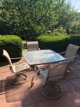 FREE 5-Piece Patio Set in Ramstein, Germany