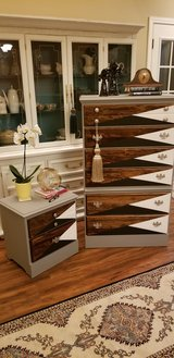 chest of drawers and nightstand set in Warner Robins, Georgia