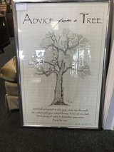 Framed Tree Poster in Naperville, Illinois