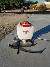 Solo Weed Sprayer in Yucca Valley, California