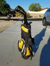 Child Golf Bag and Clubs in 29 Palms, California