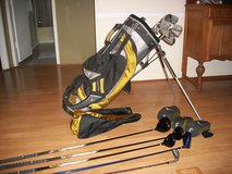 Acuity Golf Clubs & Bag in Liberty, Texas