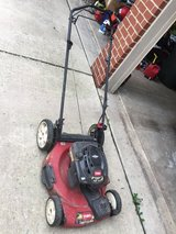 Toro lawn mower in St. Charles, Illinois
