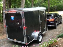 6x10 Carry On Patriot enclosed trailer in Camp Lejeune, North Carolina