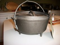 Texsport Cast Iron Dutch Oven in Liberty, Texas
